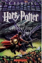 کتاب Harry Potter and the Goblet of Fire - Harry Potter 4