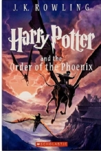 کتاب Harry Potter and the Order of the Phoenix - Harry Potter 5