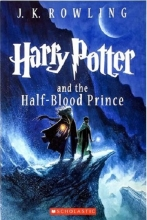 کتاب Harry Potter and the Half-Blood Prince - Harry Potter 6
