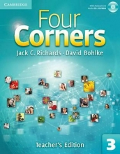 کتاب معلم Four Corners Level 3 Teacher's Edition