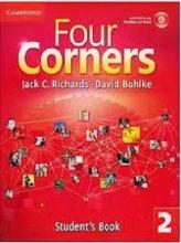 کتاب آموزشی فورکرنرز ویرایش قدیم Four Corners 2 Student Book and Work book with CD