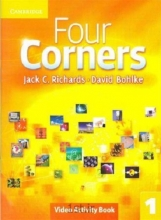کتاب Four Corners 1 Video Activity book with DVD