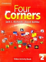 کتاب Four Corners 2 Video Activity book with DVD