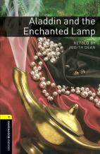 کتاب داستان  آکسفورد بوک وارمز  Oxford Bookworms 1 Aladdin and the Enchanted Lamp