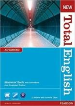 کتاب آموزشی نیو توتال انگلیش New Total English advanced