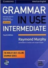 کتاب Grammar in Use Intermediate 4th+CD