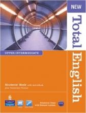 کتاب آموزشی نیو توتال انگلیسی New Total English upper-inter