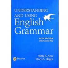 کتاب گرامر بتی آذر آبی Understanding and Using English Grammar 5th+CD
