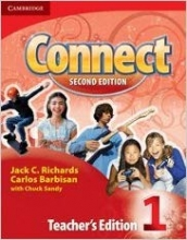 کتاب معلم (Connect 1 Teachers Edition (Second Edition