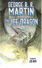 کتاب رمان انگلیسی اژدهای یخی  The Ice Dragon
