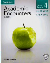 کتاب  Academic Encounters 2nd 4 Listening and Speaking