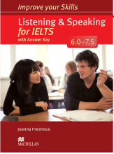 کتاب Improve Your Skills Listening and Speaking for IELTS 6.0-7.5