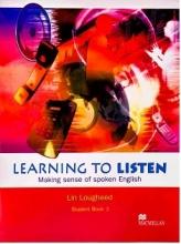 کتاب  لرنینگ تو لیسن Learning to Listen 3