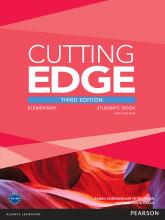 کتاب آموزشی کاتینگ ادج Cutting Edge 3rd Elementary SB+WB+CD+DVD