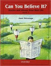 کتاب Can You Believe It? Book1 + CD