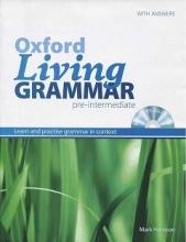 کتاب Oxford Living Grammar Pre-Intermediate With CD