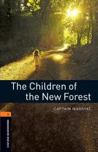 کتاب داستان آکسفورد بوک وارمز تو چیلدرن آف نیو فورست Oxford Bookworms 2 The Children of the New Forest