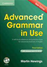 کتاب Advanced Grammar In Use 3rd+CD
