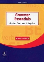 کتاب Grammar Essentials: Graded Exercises in English
