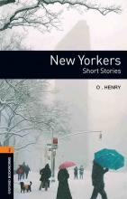کتاب داستان آکسفورد بوک وارمز تو نیویورک Oxford Bookworms 2 New Yorkers+CD