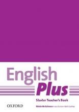 کتاب معلم  انگلیش پلاس استارتر English Plus Starter : Teachers Book
