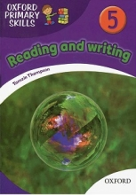 کتاب Oxford Primary Skills 5 reading and writing