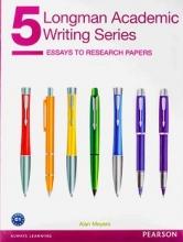 کتاب Longman Academic Writing Series 5 Essays to Research Papers