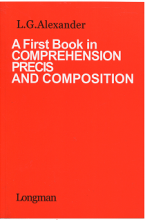 کتاب A First Book in comprehension precis and composition
