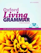 کتاب Oxford Living Grammar Intermediate With CD