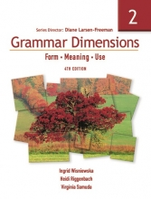 کتاب Grammar Dimensions 2 Fourth Edition