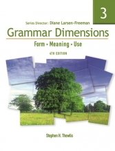 کتاب Grammar Dimensions 3 Fourth Edition