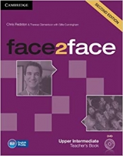 کتاب معلم face2face Upper IntermediateTeacher's Book