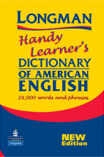 کتاب Longman Handy Learners Dictionary of American English new edition