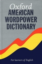 کتاب American Wordpower Dictionary
