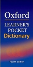 کتاب Oxford Learners Pocket Dictionary-mini 4th Edition