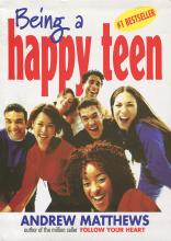 کتاب Being a happy teen
