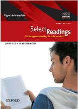 کتاب سلکت ریدینگ آپر اینترمدیت ویرایش دوم Select Readings Upper-Intermediate 2nd