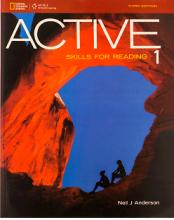 کتاب ACTIVE Skills for Reading 1 3rd Edition وزیری