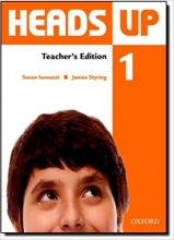 کتاب معلم Heads Up 1 Teacher's