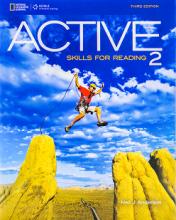 کتاب ACTIVE Skills for Reading 2 3rd Edition وزیری