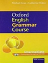 کتاب Oxford English Grammar Course Intermediate+CD