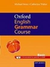 کتاب آکسفورد انگلیش گرامر کورس Oxford English Grammar Course Basic+CD