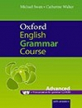 کتاب Oxford English Grammar Course Advanced+CD