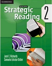کتاب Strategic Reading 2 2nd Edition