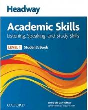 کتاب  هدوی اکادمیک اسکیلز Headway Academic Skills 1 Listening and Speaking+CD