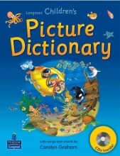 کتاب Longman Childrens Picture Dictionary