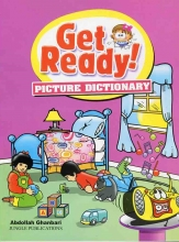 کتاب Get Ready Picture Dictionary