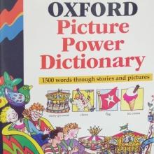 کتاب Oxford Picture Power Dictionary