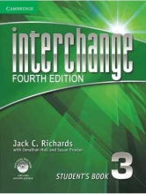 کتاب Interchange 4th 3 S+W+CD