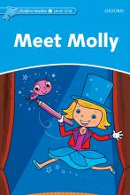 کتاب Dolphin Readers 1 Meet Molly